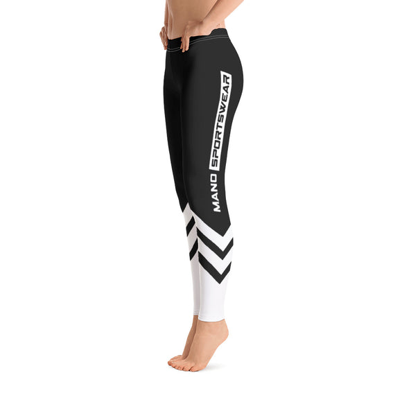 mano sportswear designed leggings