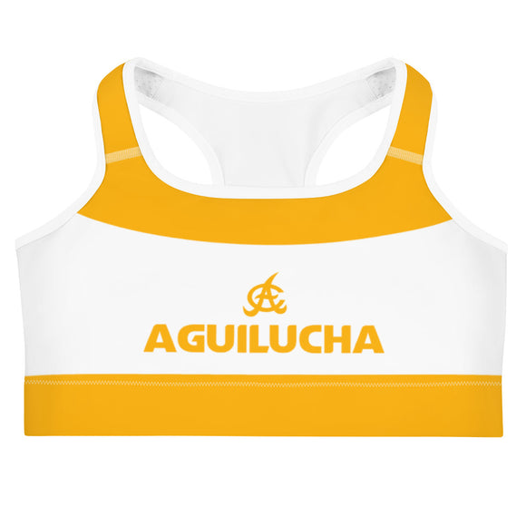 Aguilas Uniforme Sports bra