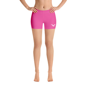 Mano Apparel Pink Shorts