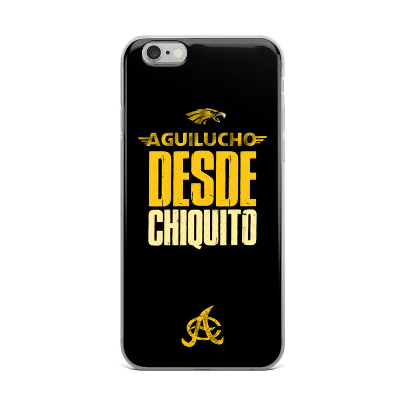 aguilucho desde chiquito phone case