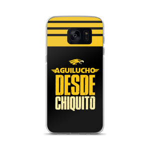 Aguilucho desde chiquitico case