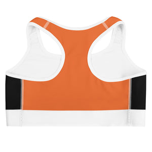 Run Just Keep Running Workout Sports bra