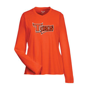 Toros Del Este Team Performance Long-Sleeve T-Shirt
