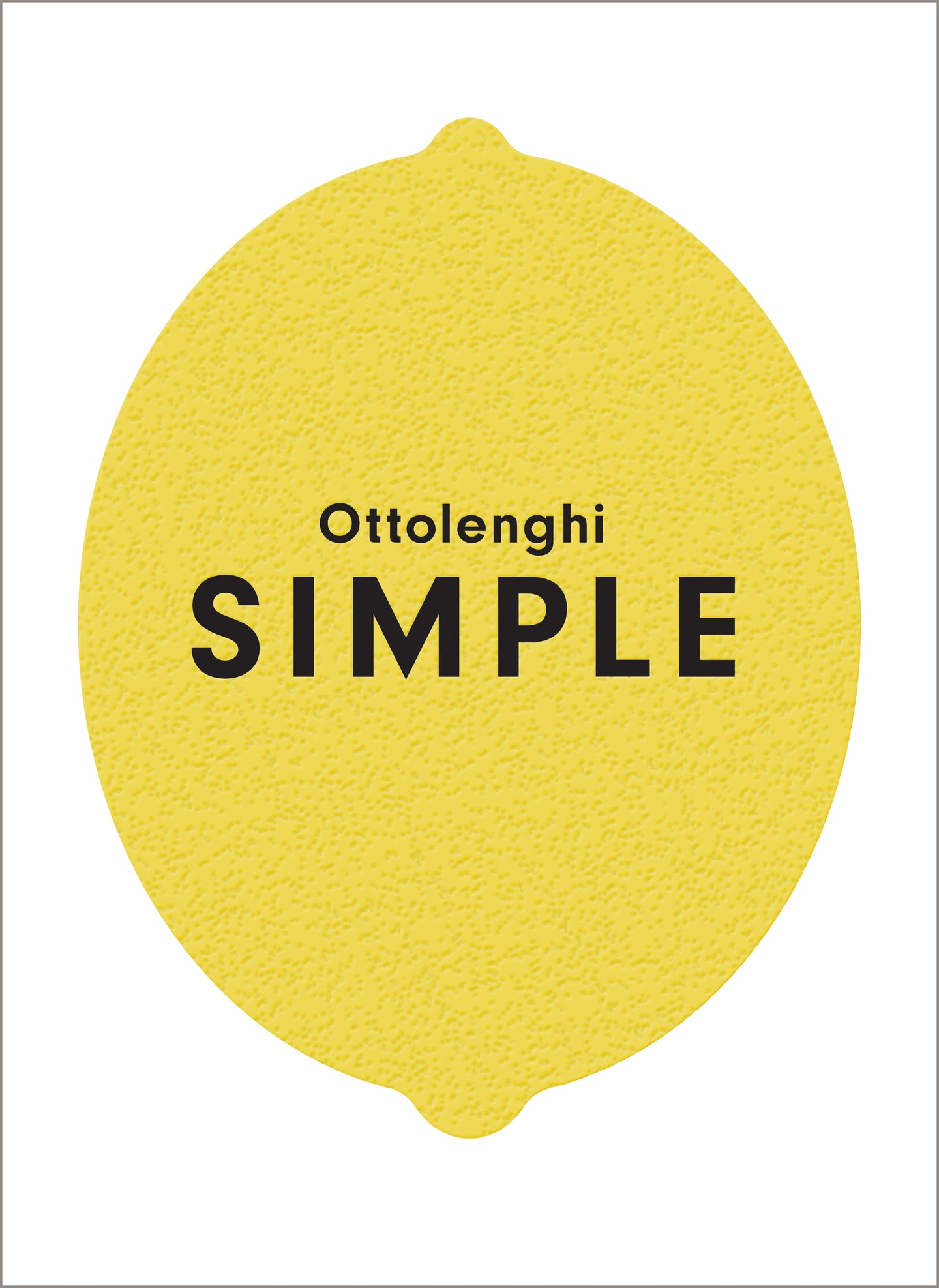 Simple - Ottolenghi's Simple Cookbook