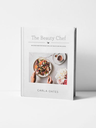 The Beauty Chef by Carla Oates | Book