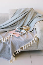 Herringbone Blanket/Throw