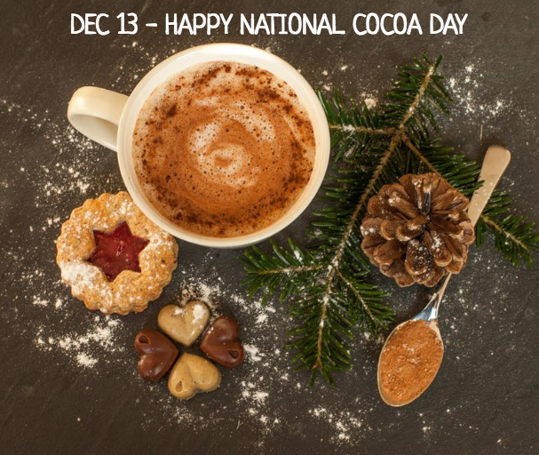 National Hot Cocoa Day