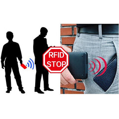 Portefeuille RFID protection