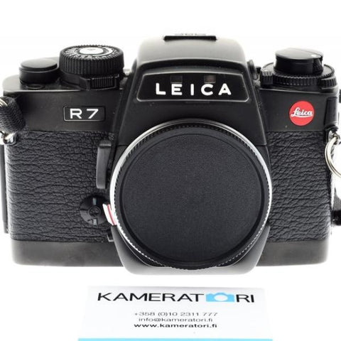 Leica R7, DB-2 Data Back