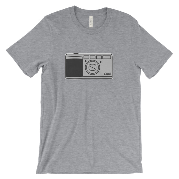 """Cool Camera"" Tee Shirt Point & Shoot"