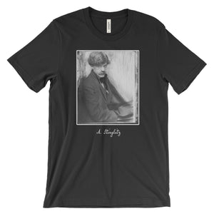Alfred Stieglitz - 19th Century Photographer T-Shirt