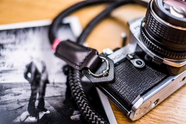 Stroppa Flex Camera Strap - Handmade in Poland