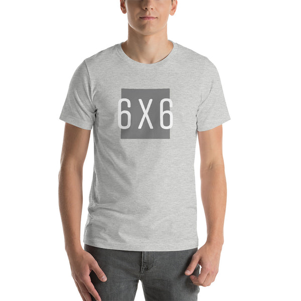 6x6 - Film Format Series T-shirt