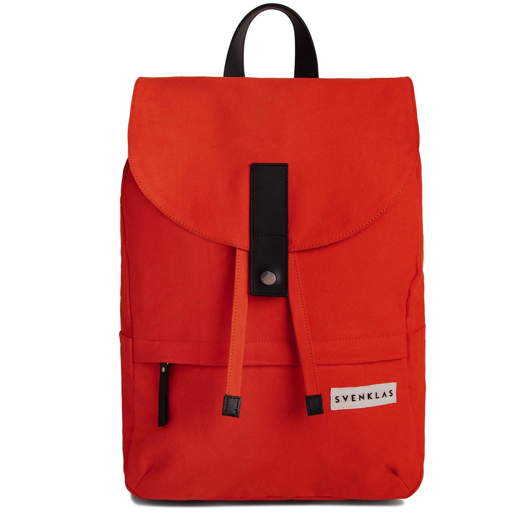 Svenklas hagen orange backpack