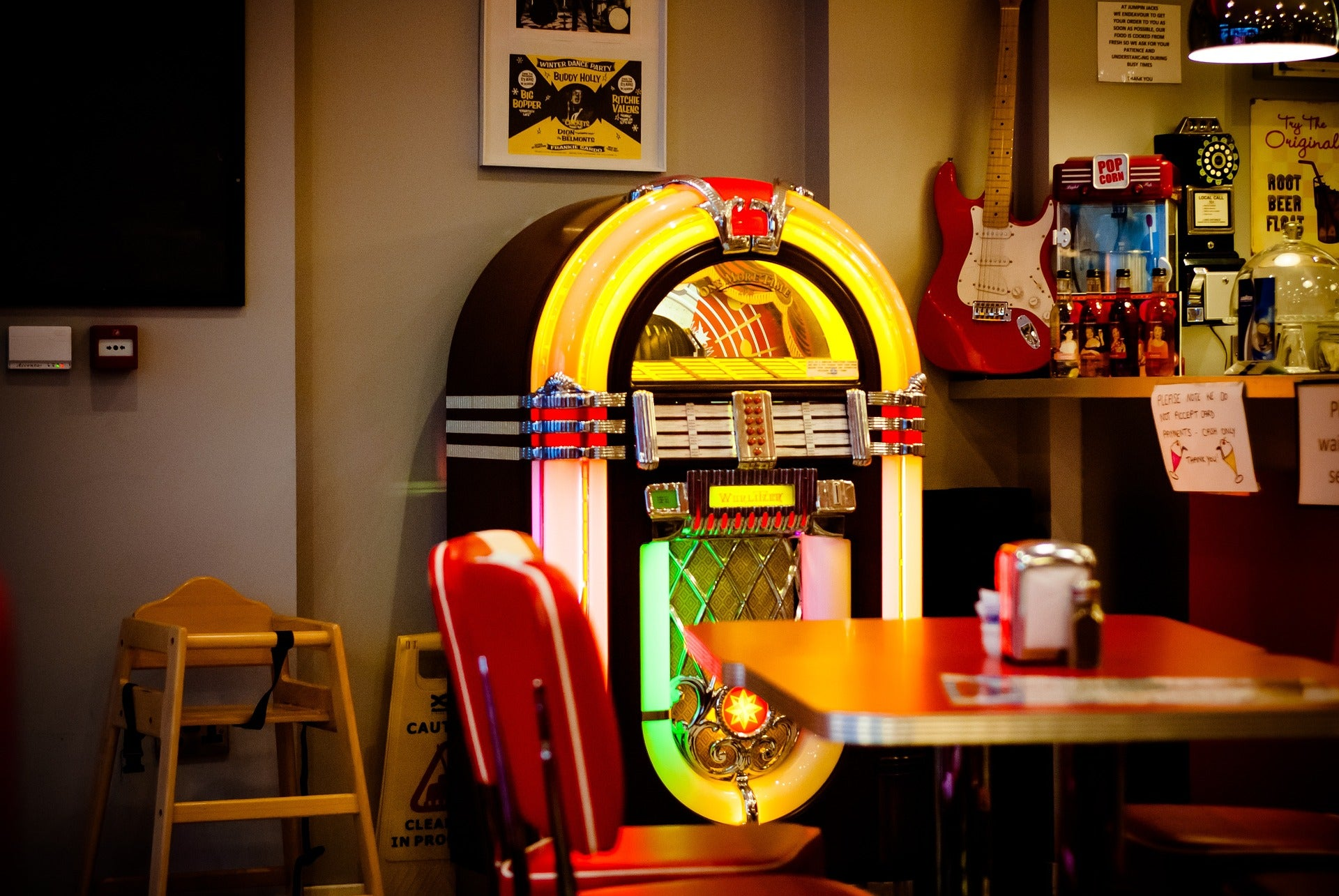 Jukebox émotionnel