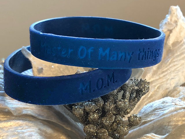 Bracelet pour les mamans - M.O.M. Master Of Many things