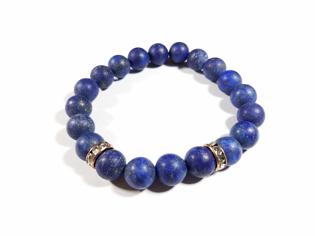 Blue Mother Earth Bracelet