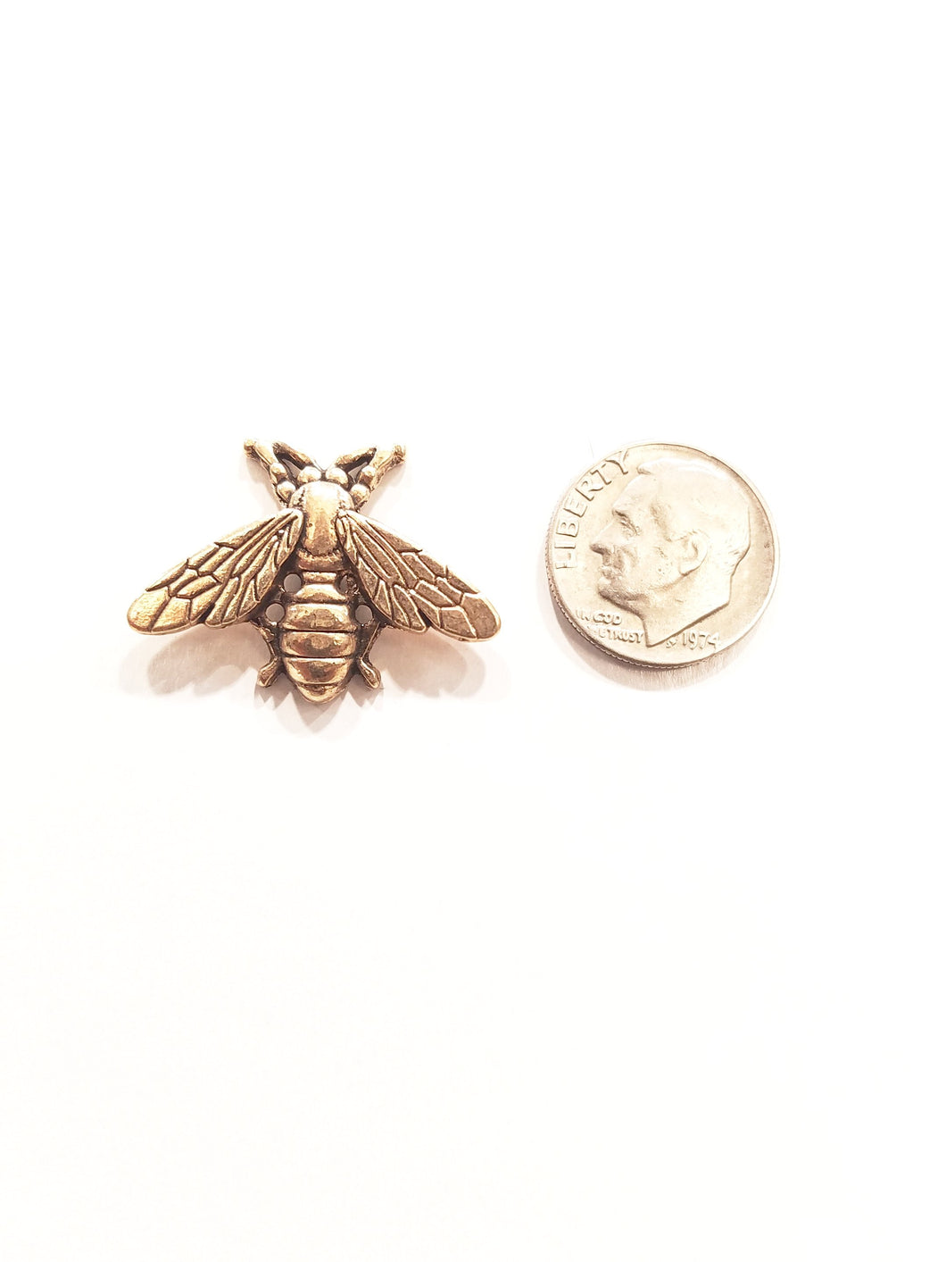 Killer Bee Gold Lapel Pin