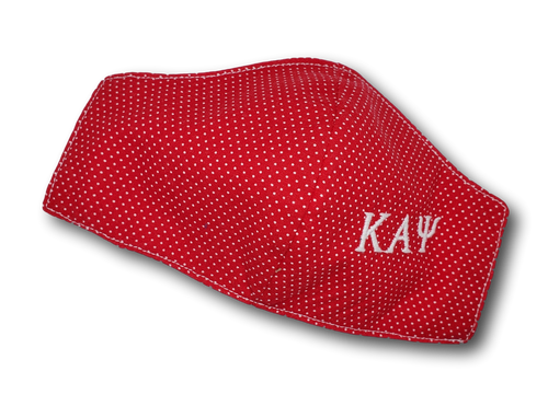 Kappa Alpha Psi Face Mask