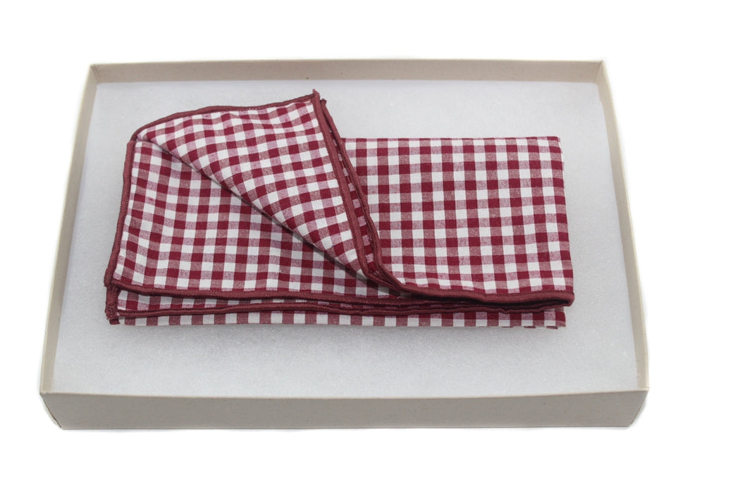 The Alabama Cotton Pocket Square