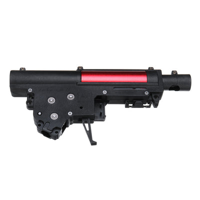 XM316 Split Receiver Shell W/Gearbox For Jinming Gen8 M4A1 Gel Ball Blasting Replacement Accessories