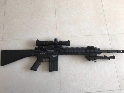 Gel Blaster Upgraded GBG M110 Sniper Rifle AUSTRALIA