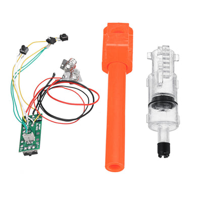 Spring SKD G18 T-piece Plunger Circuit Line for Water Gel Ball Blasting Replacement Accessories