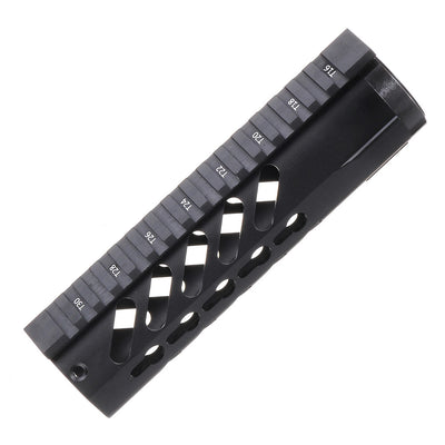 7/9/12/15 Inch Metal Fishbone Keymod with Front Stable Ring for JM 9 M4A1 Replacement Accessories