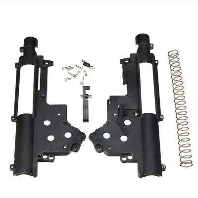 Nylon Gearbox Shell Kit Trigger For JinMing Gen8 M4A1 Replacement Accessories