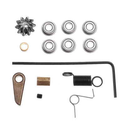 Metal Patter 7mm Bearing Cylinder Gearbox Kit For Nwell M4 Replacement Accessories
