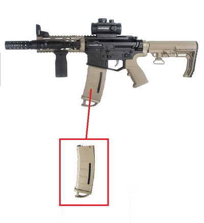 M4 Punisher Straight Magazine