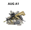AUG A1 Gel blaster gun Upgraded