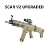 JinMing SCAR V2 UPGRADED Gel blaster gun AUSTRALIA