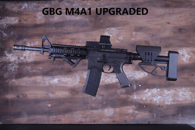 M4A1 GBG Gel blaster Upgraded AUSTRALIA