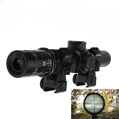 Tactical 8 Times Mirror Magnifier Scope