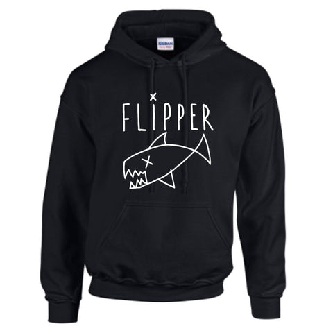 Kurt Cobain Flipper HOODIE Nirvana S-XXL Daniel Johnston Hi How are you