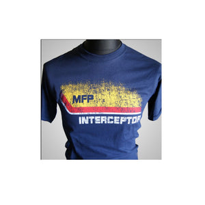 Mad Max MFP Interceptor Mens TShirt