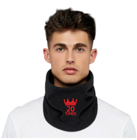 Manchester United Face Mask,Neck Warmer,Covering Snood,MUFC Scarf,Man Utd B
