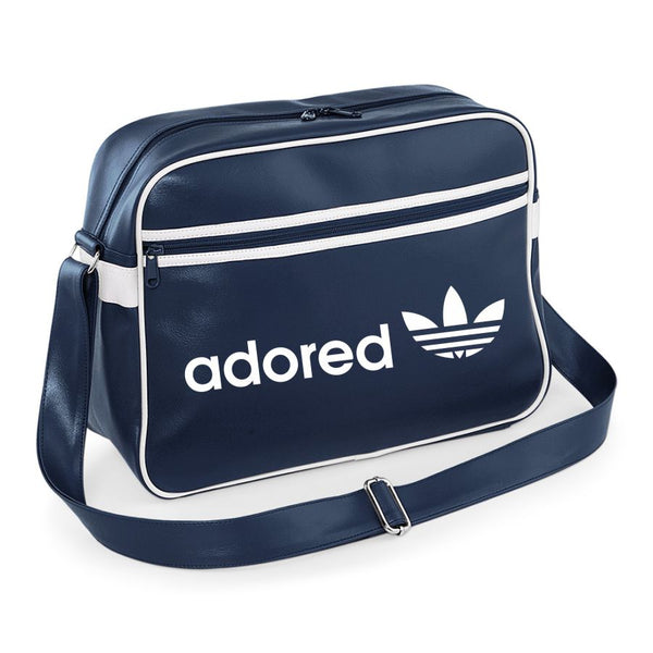 Stone Roses Adored Bag - Retro Styling, Made From PU