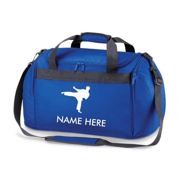 Karate Sports Bag Holdall- Comes in either Red, Navy, Blue or Black