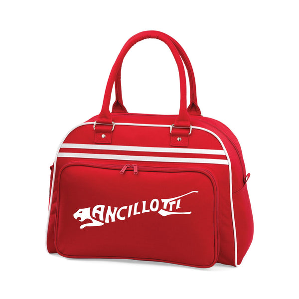Ancillotti Bowling Bag - Comes In Navy/White, Red/White & Black/White - FREE UK POSTAGE !!