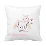 Unicornical Cushion (Pink) - Fizzy Strawberry Gifts