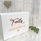 Personalised Wedding Gift Box - Bridal Party Gifts