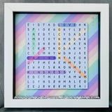 Family Wordsearch Frame