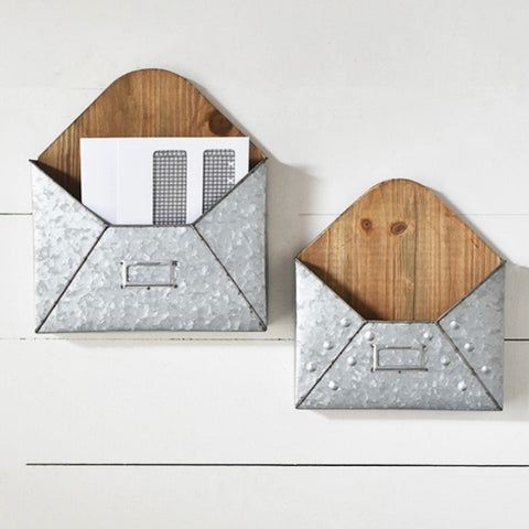 Mail Wall Pockets