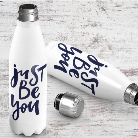 Just Be You Water Bottle
