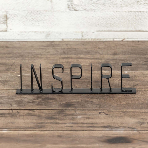 INSPIRE Tabletop Sign