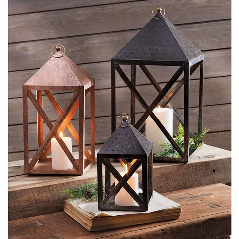 Open Air Lantern Set