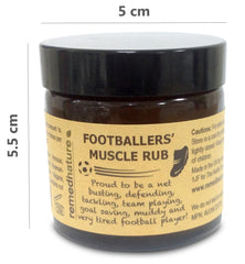 Footballers' Muscle Rub 60ml