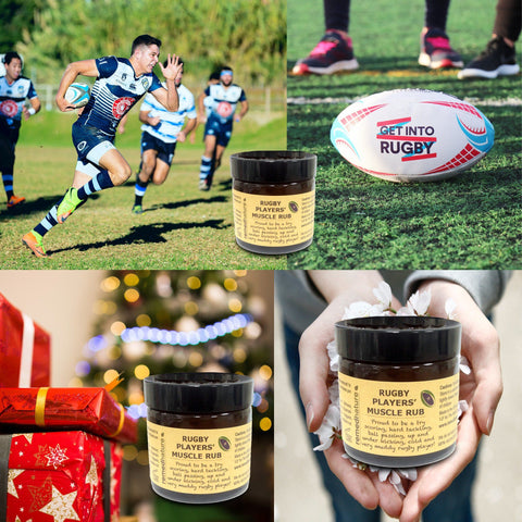 Rugby Players' Muscle Rub 60ml